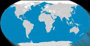 dónde vive el rorcual común
